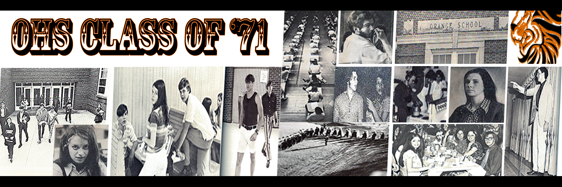 OHS Class of 71 montage